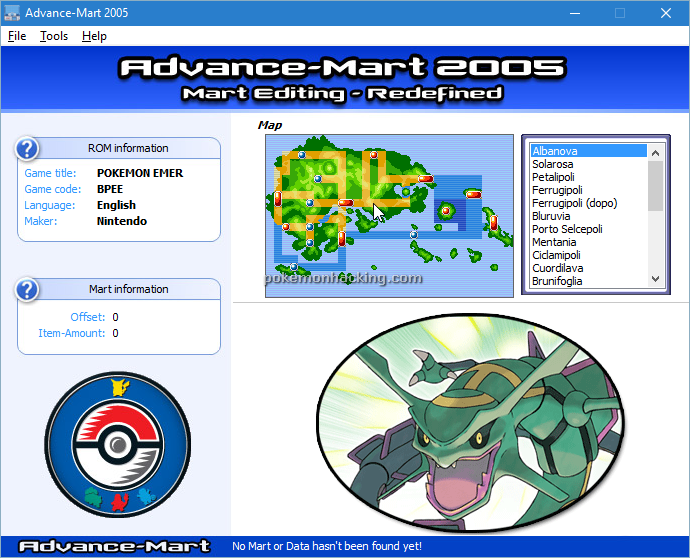 Advance Mart Screenshots