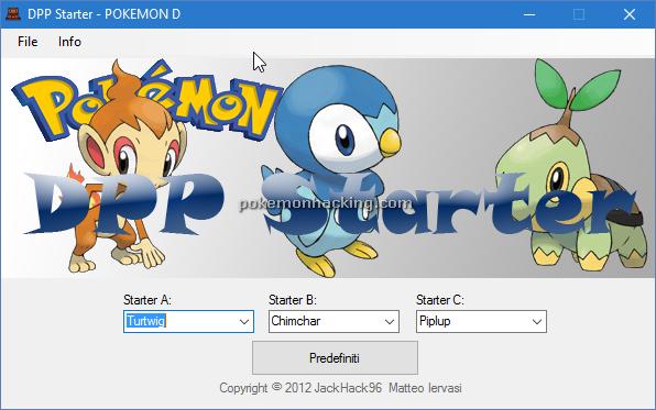 DPP Starter Screenshots