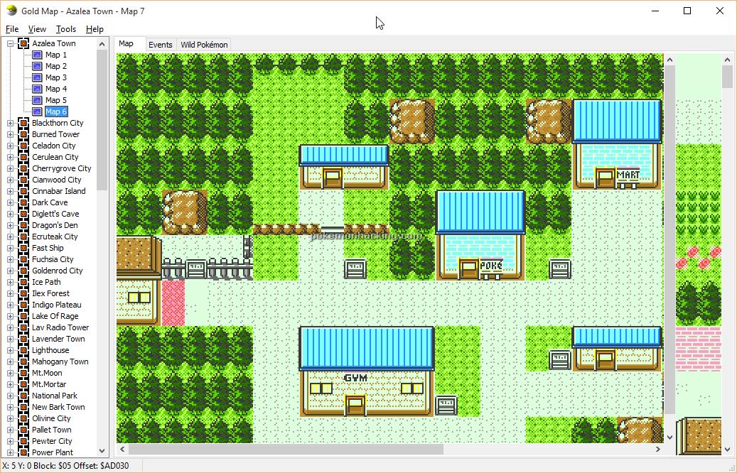 GoldMap Screenshots 1