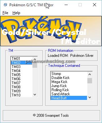 GSC TM Editor Screenshots