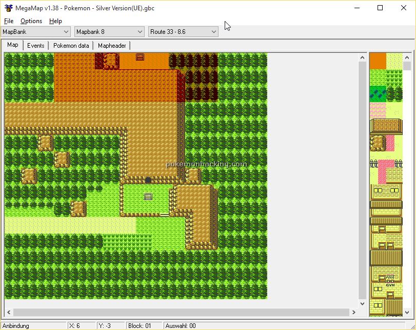 MegaMap Screenshots