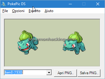 PokePic DS Screenshots