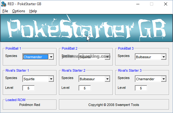 PokeStarter Screenshots