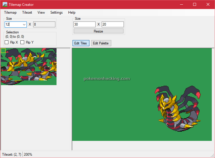 Professional Tilemap Creator Screenshots